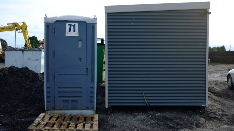 Ahoy Hire Portable Toilet and Office