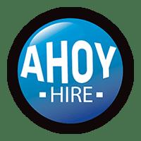 Ahoy Hire logo