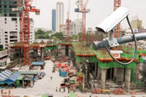 Portable On-Site Security Cameras (For Building Sites)