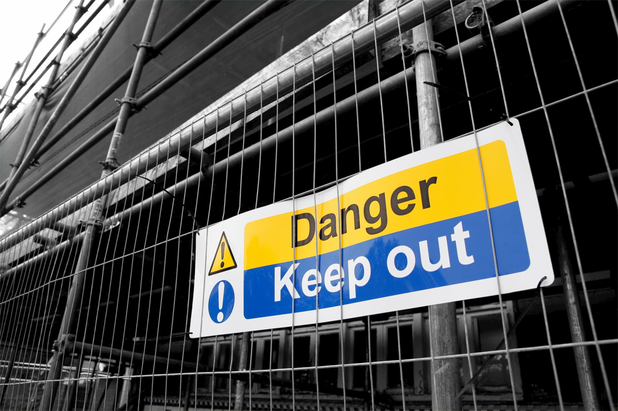 Danger - Keep Out