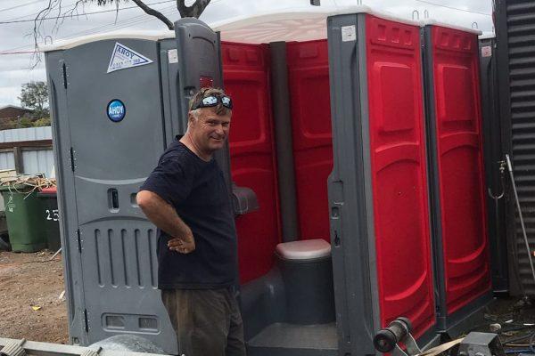 Ahoy Hire - Pump and Clean service
